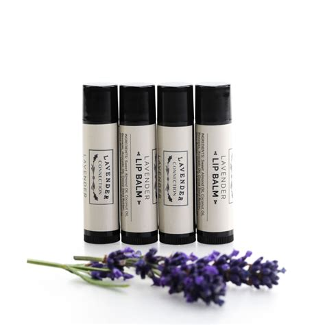 Lavender Balm lavender lip balm lavender connection