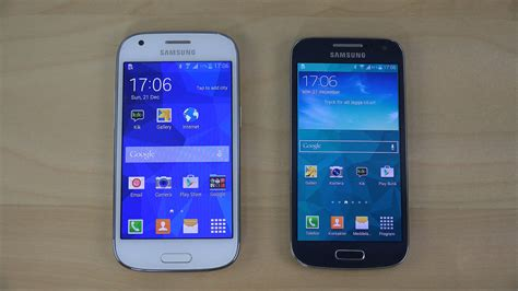 Samsung Galaxy Ace 4 samsung galaxy ace 4 vs samsung galaxy s4 mini review