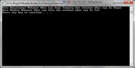 builder pattern java 8 pattern builder di java c dan c contoh download