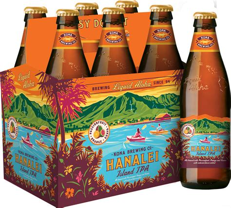 Garden Craft - craft brew alliance launches new kona hanalei island ipa in california brewbound com