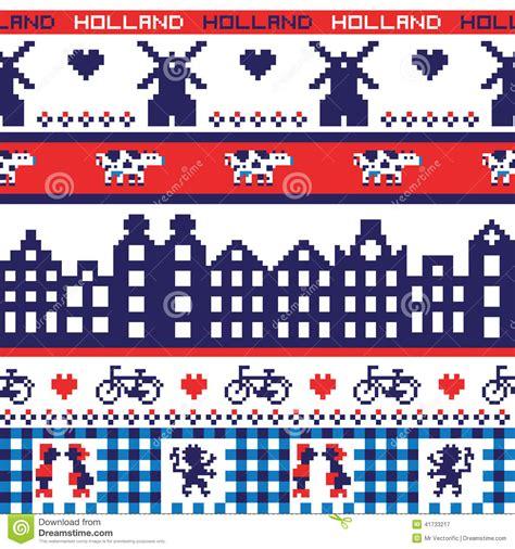 holland pattern stock klompen cartoons illustrations vector stock images 22