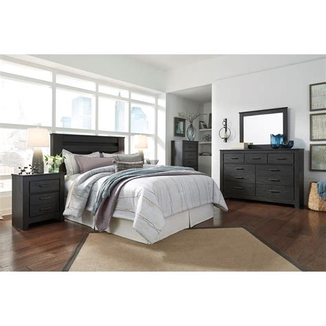 roomstore bedroom furniture signature design by brinxton poster