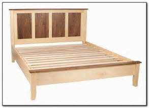 Size Bed Frame Wood Plans 1000 Images About Diy Woodworking Size Bed Frame