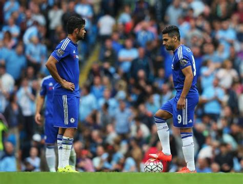 diego costa showing complacency from lack of competition for chelseas chelsea doesn t have the depth to win the premier league