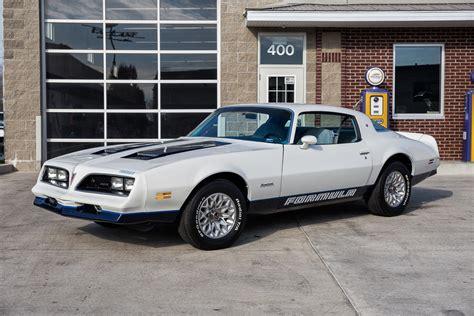 1977 Pontiac Firebird by 1977 Pontiac Firebird Fast Classic Cars