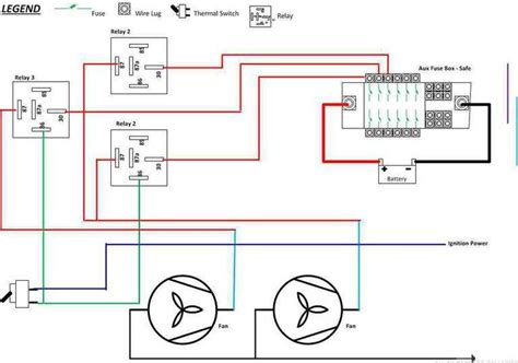 thermo switch wiring diagram 4 way switch wiring diagram