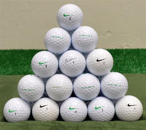 nike pd soft orange golf balls sale golf discount 48 nike pd soft white 5a golf balls used new for sale