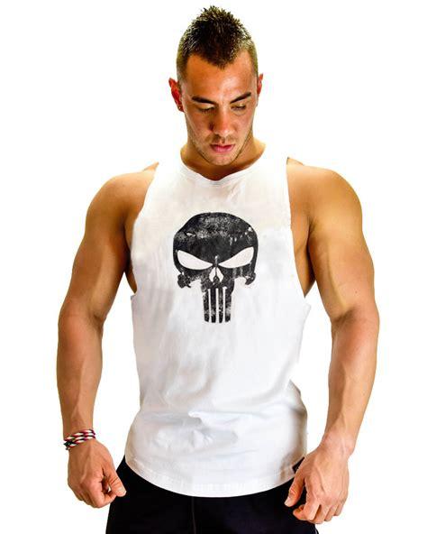 clothing bodybuilding singlets mens tank tops