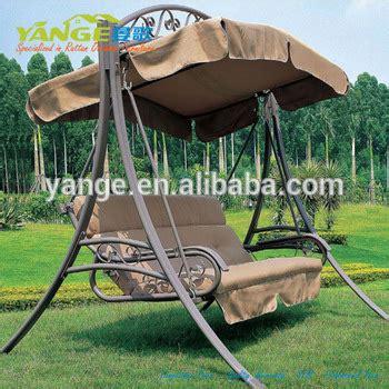 outdoor furniture swing outdoor furniture garden iron swing buy garden iron
