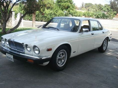 buy used 1985 jaguar xj6 classic low miles
