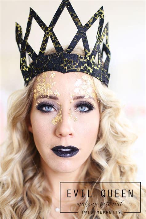 hair and makeup queens evil queen makeup hair tutorial queen ravenna twist