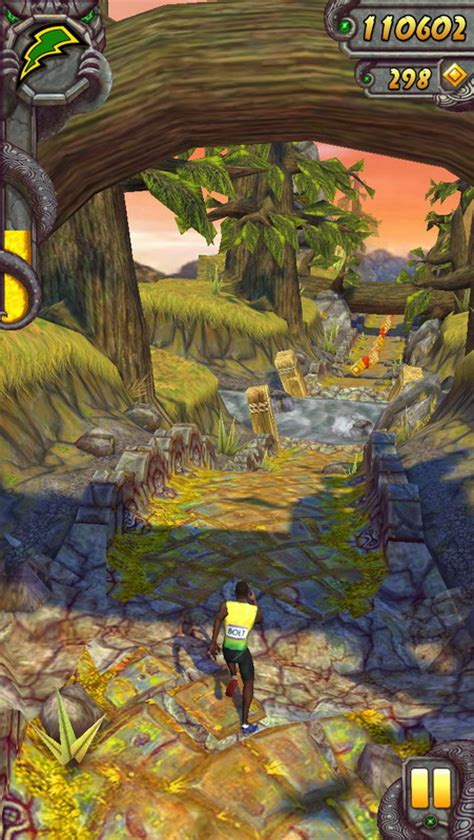 temple run 2 temple run 2 1 15 android free mobogenie usain bolt fastest alive now playable in temple run 2 androidshock