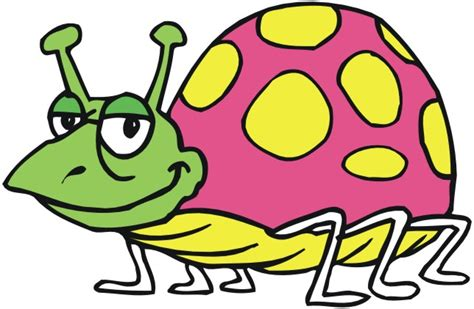 bed bug cartoon cartoon bugs clipart best