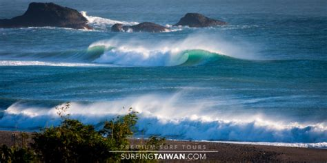 surfing taiwan east coast taiwan surf images
