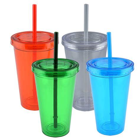 Cool Coffe Mugs al por mayor vasos pl 225 sticos con pared doble y sorbete