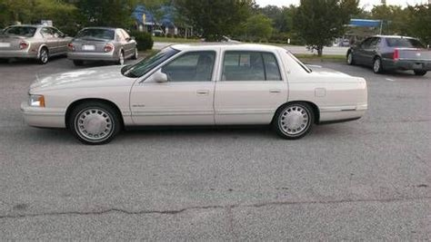 how does cars work 1997 cadillac deville electronic toll collection buy used 1997 cadillac deville base sedan 4 door 4 6l in atlanta georgia united states