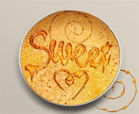 Ransel 3d Glossy Sweet Honey 1 typography tutorials and best practices