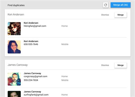 google design jobs google brings material design to contacts on the web
