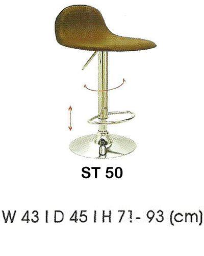 Kursi Bar Indachi St 22 jual kursi bar cafe indachi st 50 harga murah toko agen distributor di surabaya