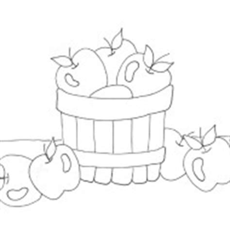 apple bushel coloring pages fall crafts and recipes archives 187 wee folk art
