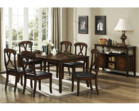 transitional dining room tables kinston distressed oak wood dining table the classy home