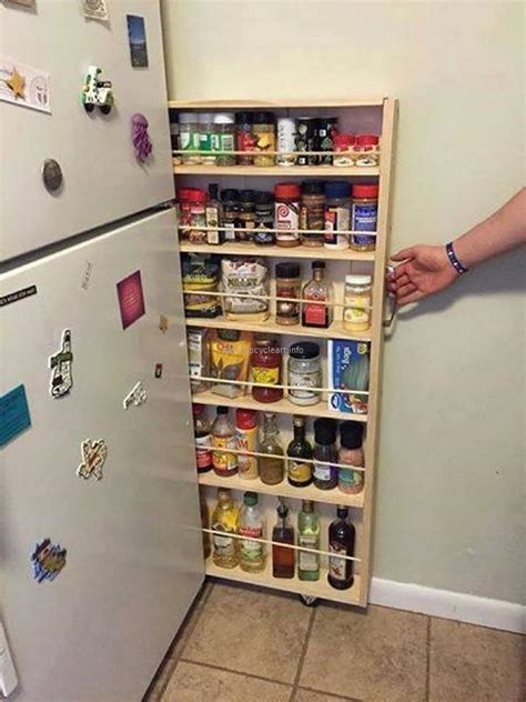 kitchen hacks clever kitchen storage hacks upcycle art