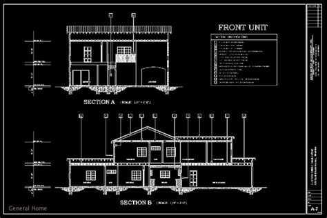 autocad section image gallery sections autocad
