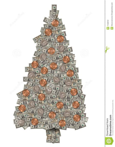 money tree stock photo image of holiday money quarter