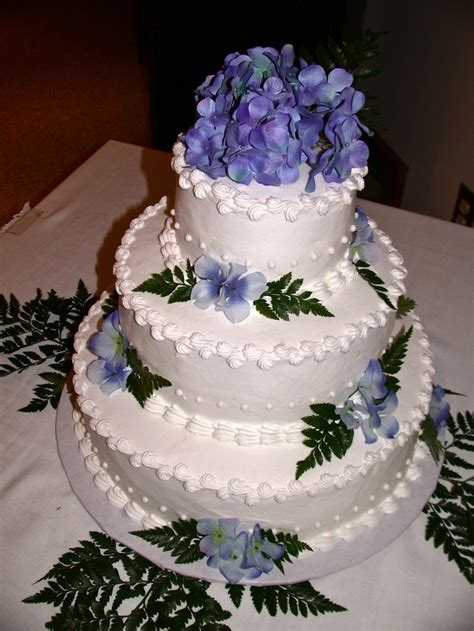 Wedding Cake Silk Flower by Silk Flowers My Wedding Cakes