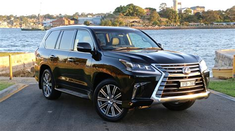 lexus 570 car 2016 2016 lexus lx 570 review chasing cars