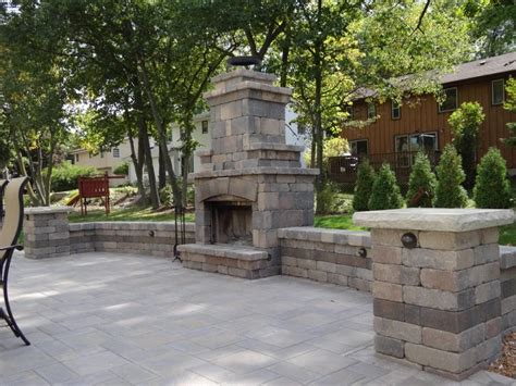 Patio Fireplace by Exceptional Patios With Fireplaces 4 Patio With Fireplace