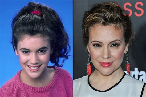 child and teen actors titles beginning with b alyssa milano is known for portraying samantha micelli on