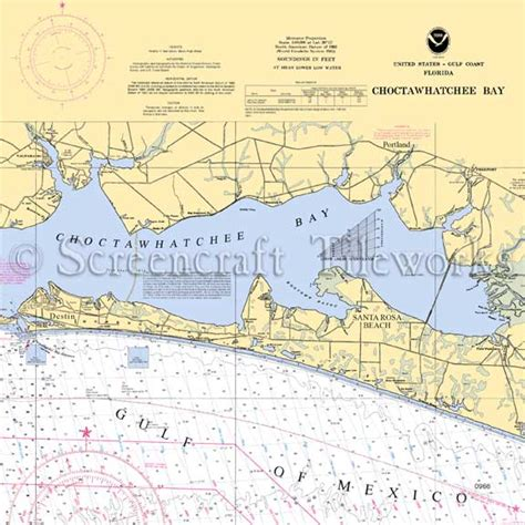 Kitchen Island Table Designs Florida Destin Nautical Chart Decor