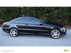 2003 Mercedes Clk 500 Black 2003 Mercedes Clk 500 Coupe Exterior Photo