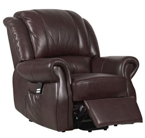 Dual Motor Riser Recliner Chair Cosmopolitan Dual Motor Leather Riser Recliner Chair Rise Recline Armchair Ebay