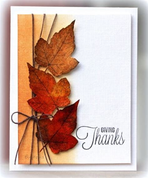 Handmade Means - thanksgiving cards handmade thanksgiving cards and