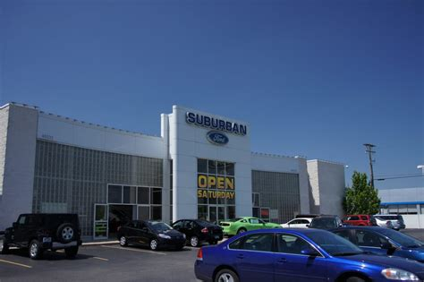 Suburban Ford Of Sterling Heights by Photos For Suburban Ford Of Sterling Heights Yelp
