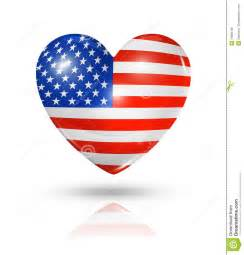 usa colors usa flag icon stock illustration image of