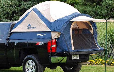 diy truck bed tent c like a genius 25 additions for your cing gear
