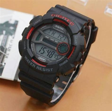 Digutec Dg 2079t Black List Gold jam tangan digitec dg 2049 digital original