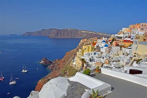 santorini vacanze santorini oia viaggi vacanze e turismo turisti per caso