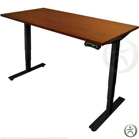 uplift height adjustable sit stand desk height adjustable sit stand desk by uplift desk human