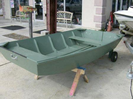 izzy land diy jon boat - Jon Boat Homemade