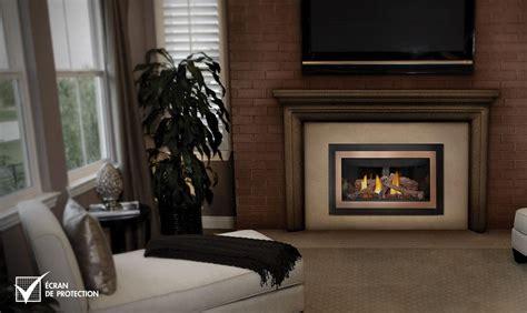 foyer napoleon remplacer votre foyer au bois existant par un foyer au gaz