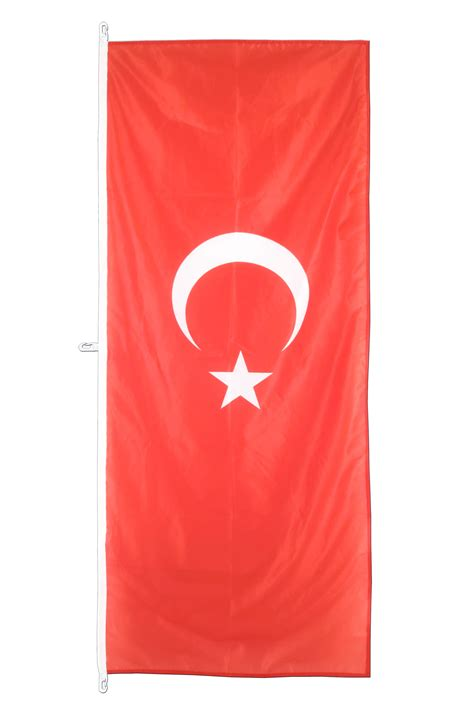 flags of the world vertical turkey vertical hanging flag approx 2 x 6 ft