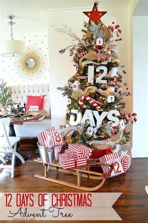 12 days of theme 12 tree decorating ideas
