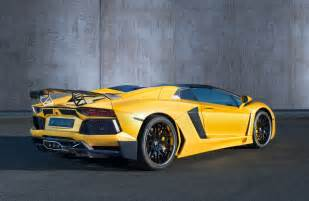 Lamborghini Motorsport Hamann Lamborghini Aventador Roadster Limited Lb834