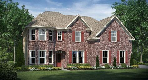 azalea w basement new home plan in westpark by lennar