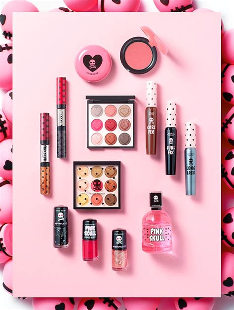 Etude House Pink Skull Pink Q 1 new etude house pink skull collection 187 oh my brush