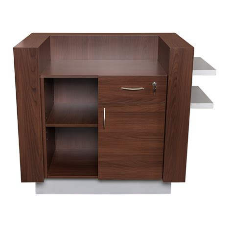 Spa Desk by Logan Reception Desk For Salon Front Area Desk Furniture